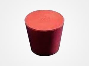 Tapón de goma