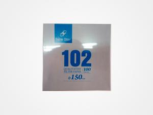 Papel Filtro Cuantitativo 102